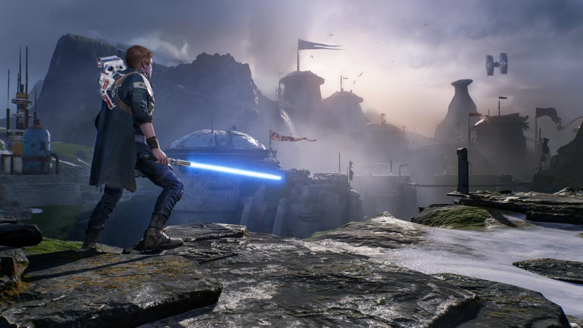 Star Wars Jedi Fallen Order – одна из лучших одиночных игр прошлого года / скриншот