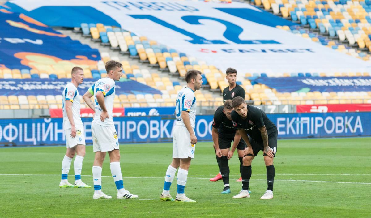 Динамо и Заря проведут матч в Киеве / фото zarya-lugansk.com