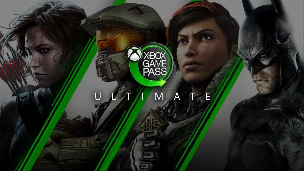 Game Pass – основа политики Microsoft в сфере интерактивных развечений / скриншот