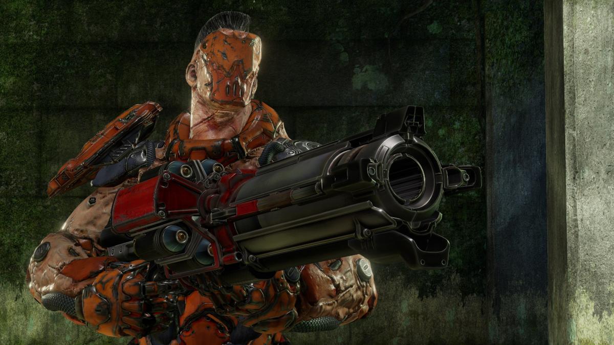 Quake Champions провалилась, и серию нужно снова перезапускать / фото store.steampowered.com