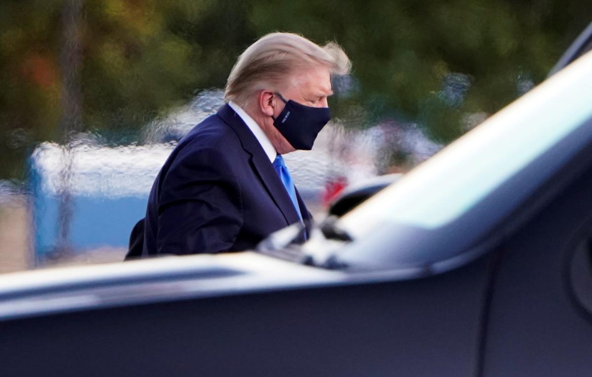 Трамп отреагировал на новые факты в деле связей Байдена с Буризмой / REUTERS