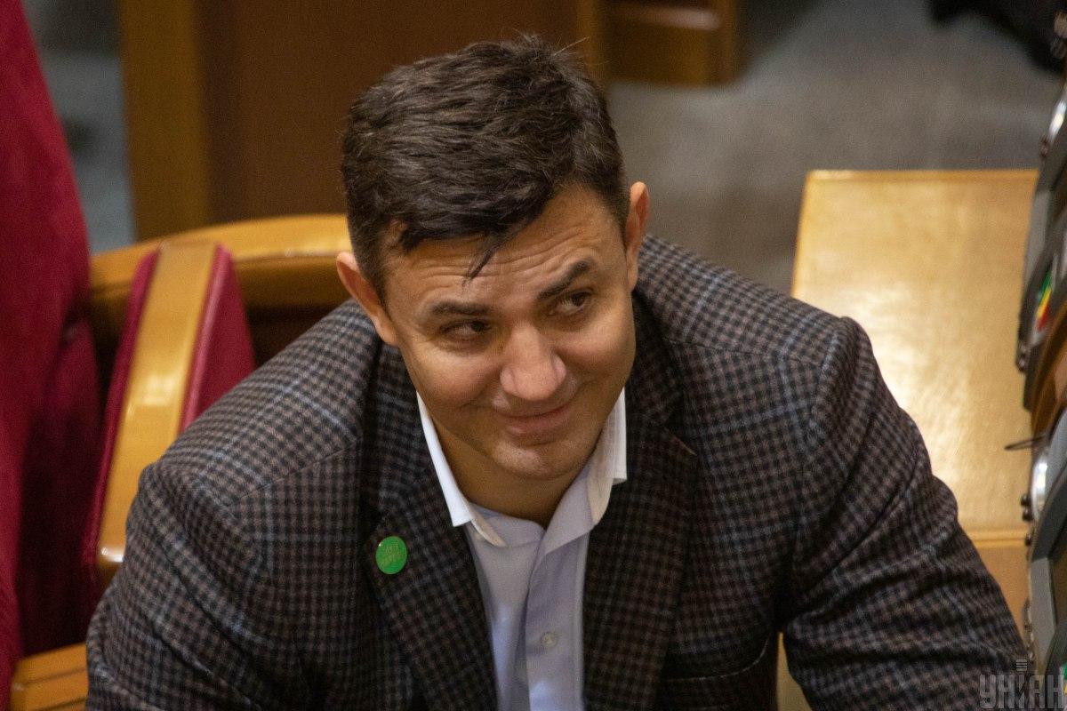 Депутат утверждает, что на день рождения жены пригласил «чуть больше 20 людей» / фото УНИАН, Александр Кузьмин
