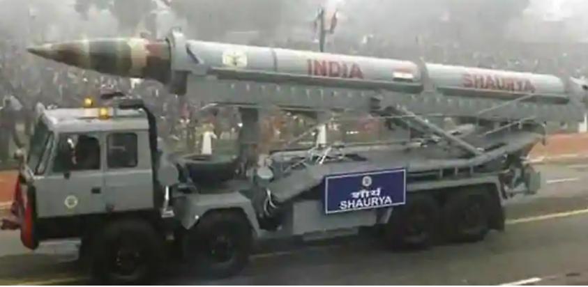 В Индии испытали ракету / фото hindustantimes.com