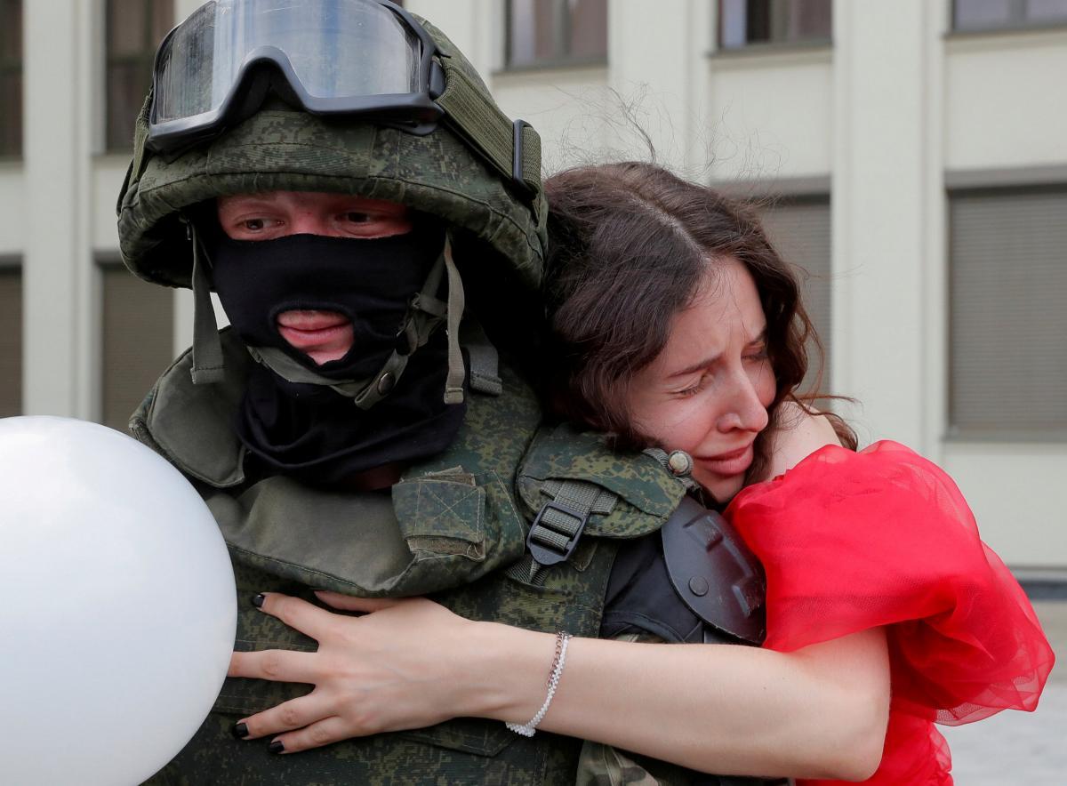 Во время акции задержаний не было \ фото REUTERS