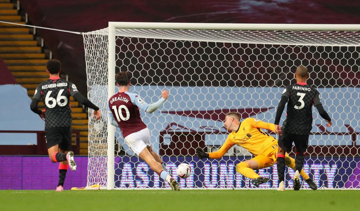 Астон Вилла — Ливерпуль обзор матча 7-2