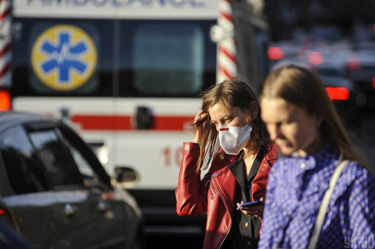 Українці не вірять у існування коронавірусу, поки не заразяться/ УНІАН