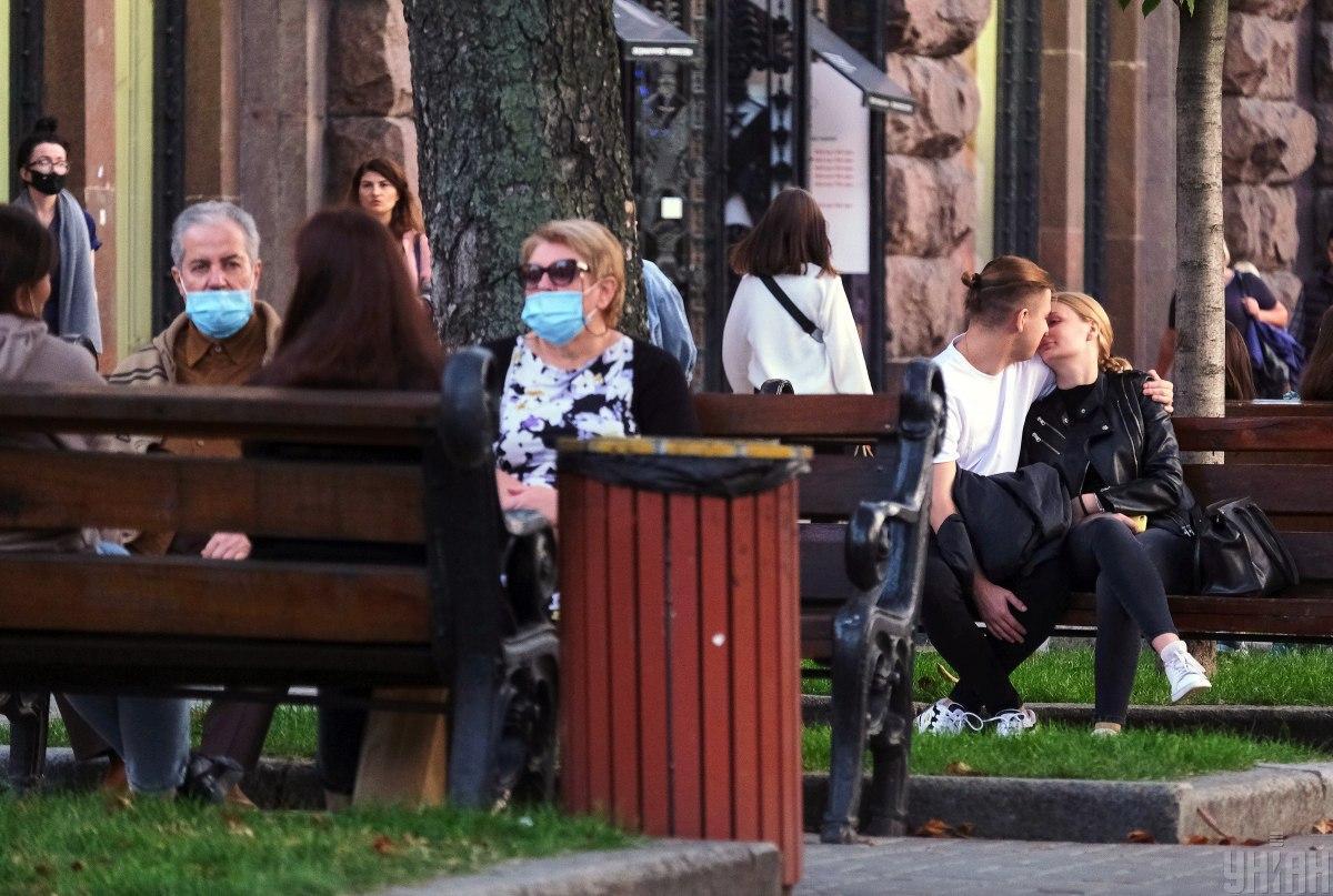 Всього коронавірус забрав життя 436 мешканців Києва/ фото УНІАН