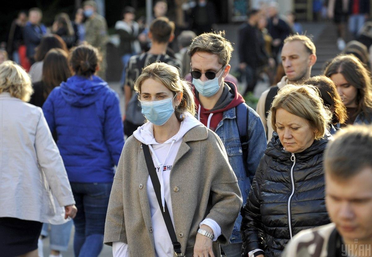 """Ukraine sees no """"coronavirus waves"""" yet / Photo from UNIAN"""