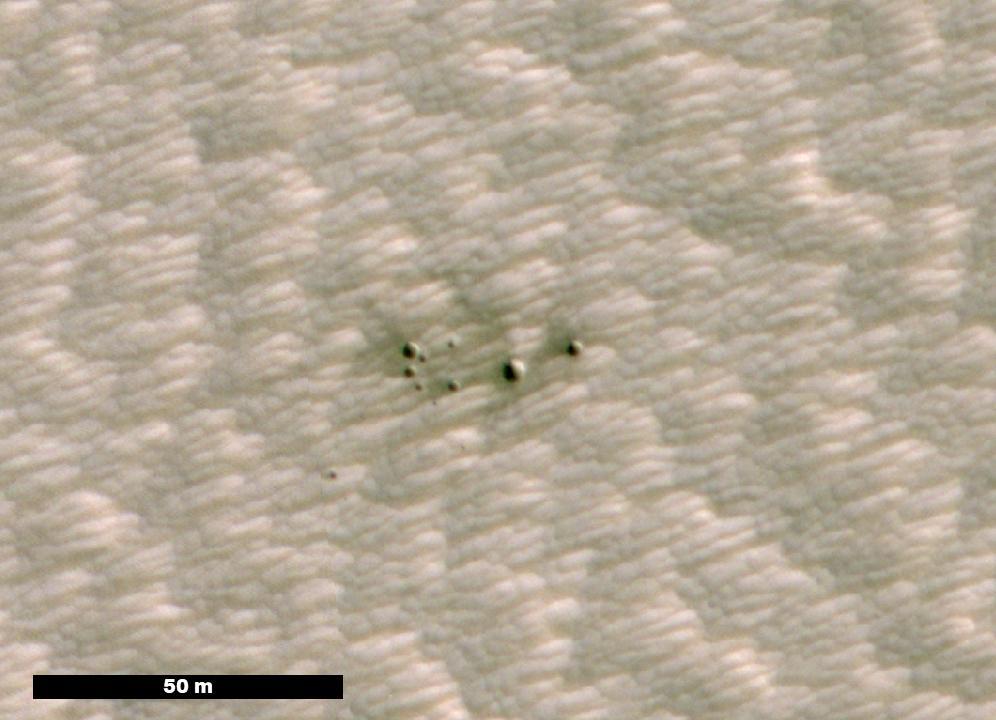 Для изучения Марса привлекли нейросеть / фото jpl.nasa.gov