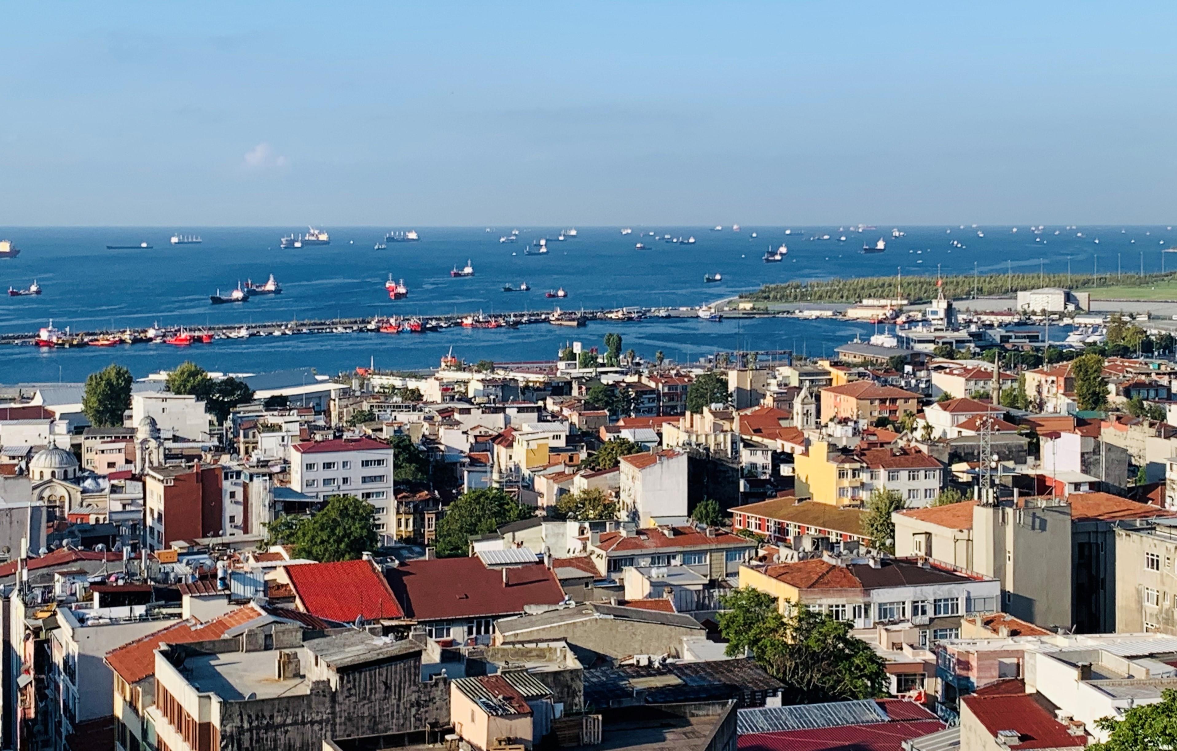 Удивительный турецкий Стамбул / фото автора