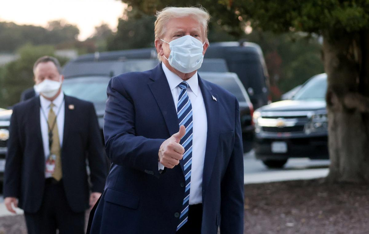 Треть мусульман голосует за Трампа / фото REUTERS