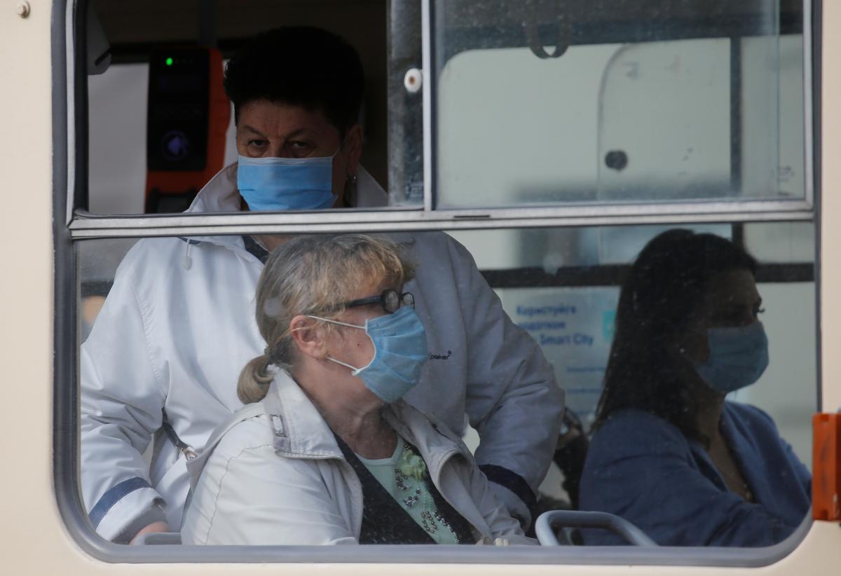 Подтвержденных случаев заболевания COVID-19 на сегодня в столице уже 30 848 / фото REUTERS