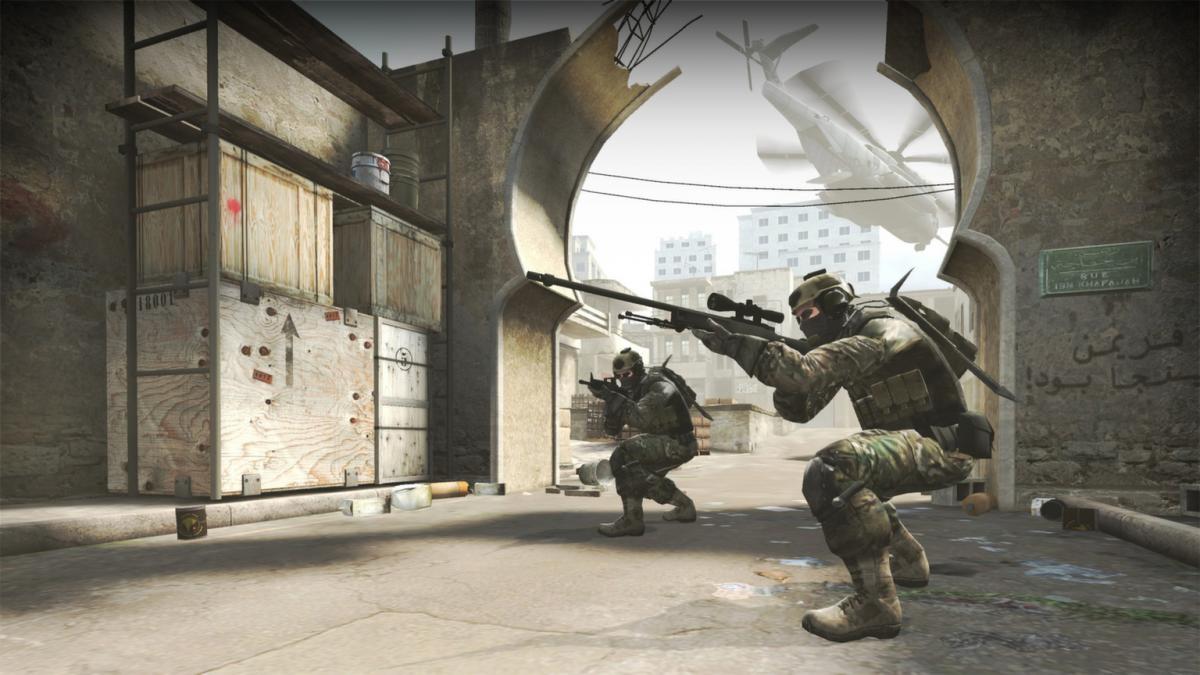 Кадр из игры CS:GO /фото store.steampowered.com