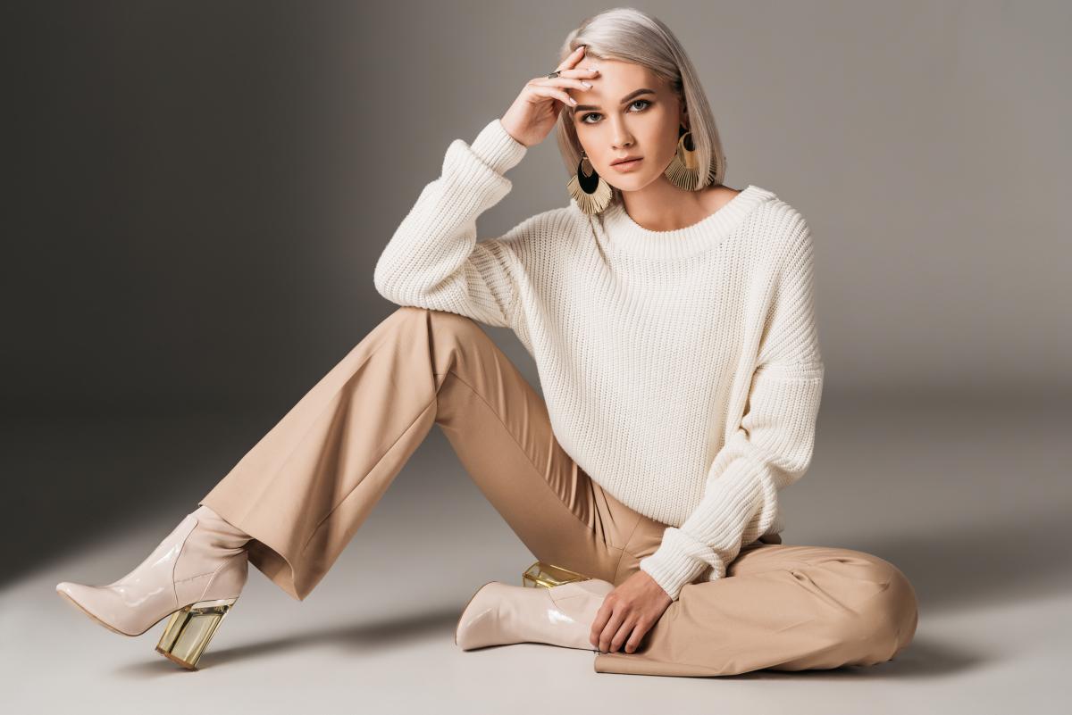 Модный свитер / depositphotos.com