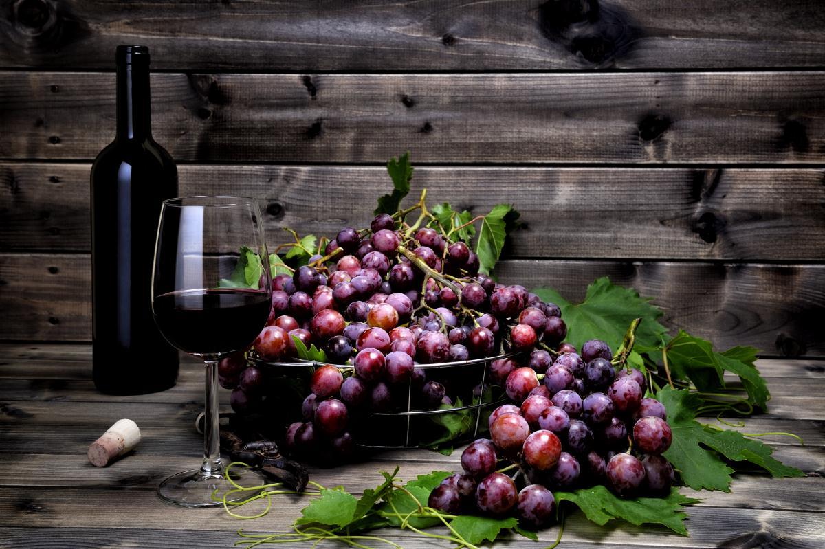 Рецепт вина из винограда / фото ua.depositphotos.com