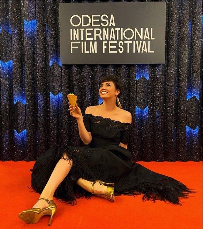 Ольга Цибульская показала себя / фото instagram.com/cybulskaya