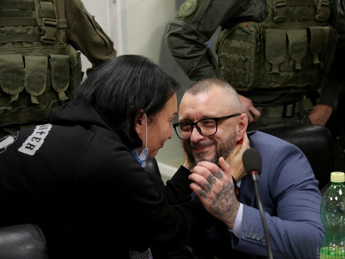 Суд обязал Антоненко сдать на хранение загранпаспорта/ фото УНИАН, Виктор Ковальчук