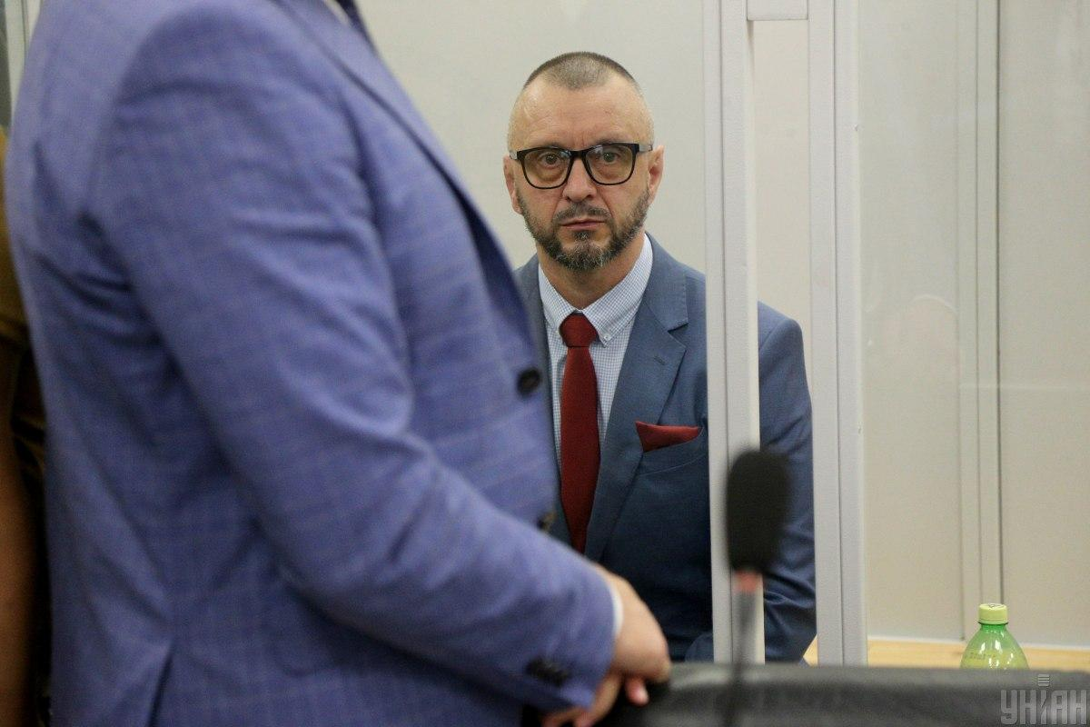 Court again leaves Antonenko behind bars / Photo from UNIAN