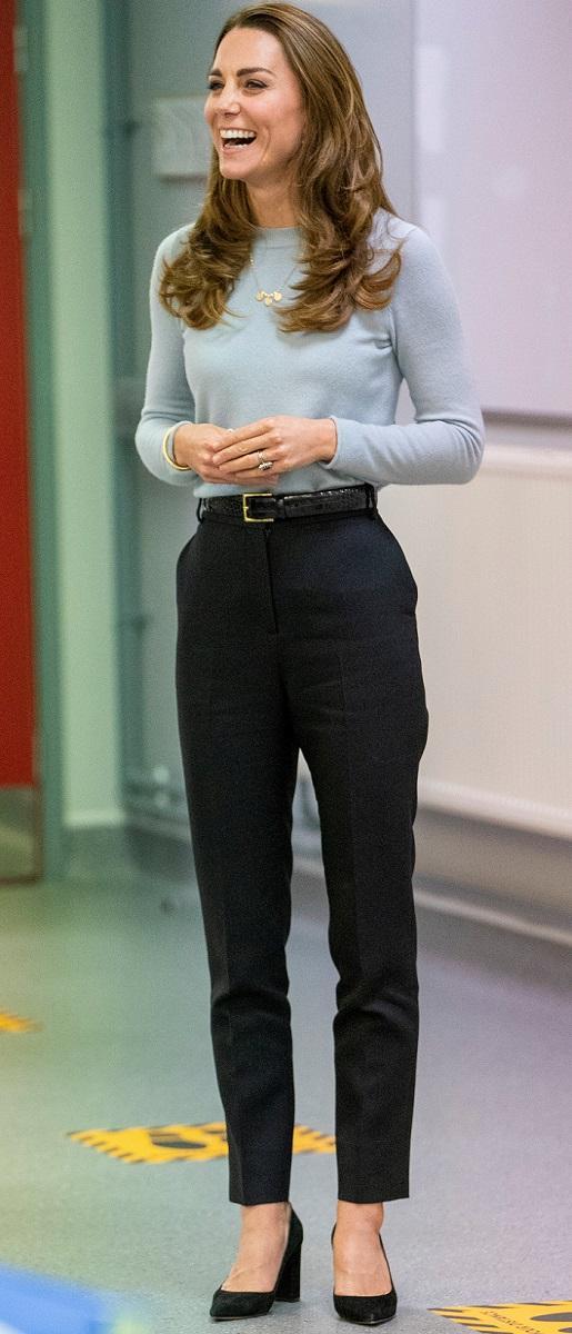 В последнее время Кэтрин нравится бренд Massimo Dutti \ Фото REUTERS