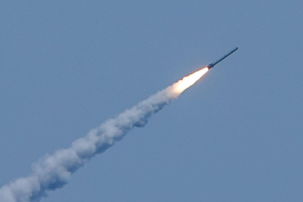 Циркон - Путин отчитался об испытательном запуске крылатой ракеты / скриншот