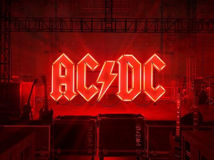 Озвучена дата выхода нового альбома группы\ instagram.com/acdc