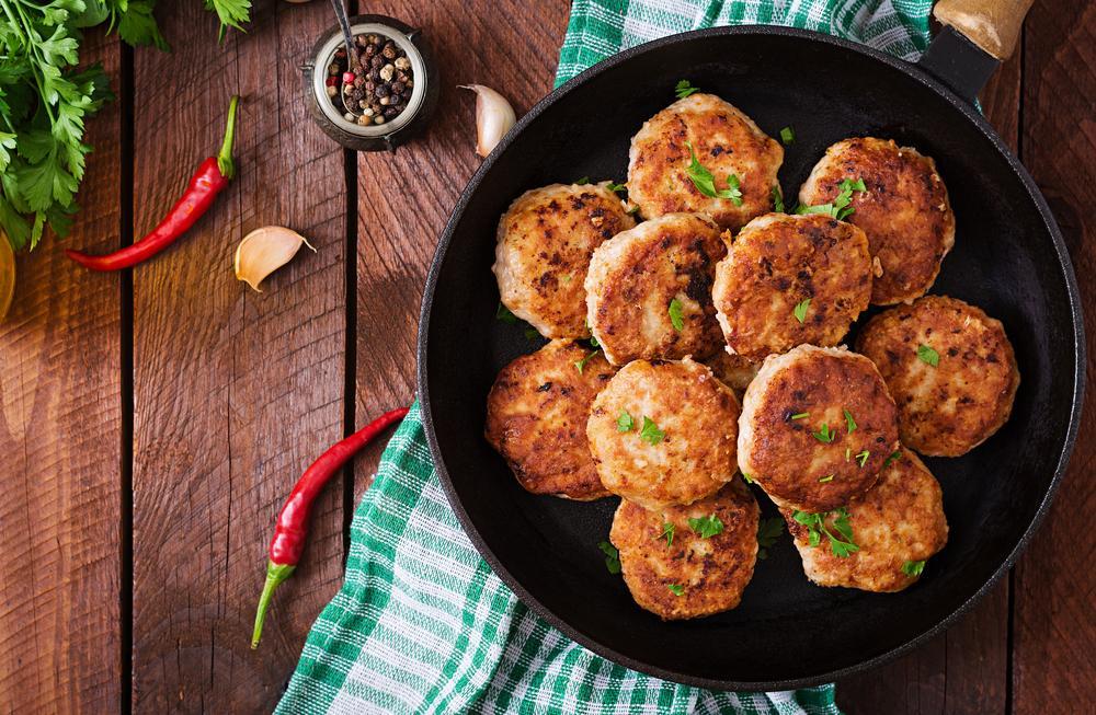 Рецепт котлет из говядины / фото ua.depositphotos.com