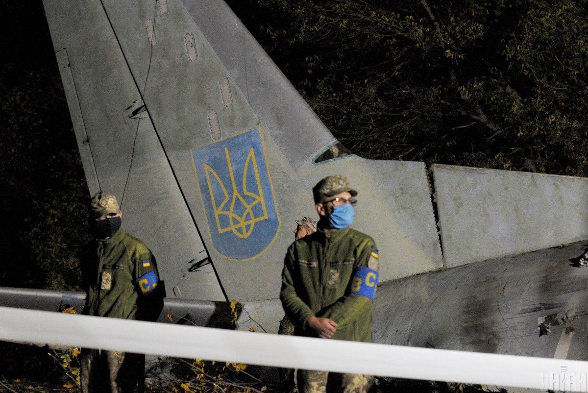 Названо причини катастрофи літака Ан-26 на Харківщині/ фото УНІАН, Андрій Марієнко