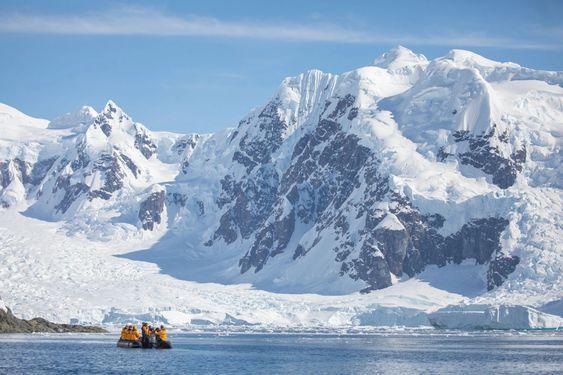 В Антарктиде нашли новый вид бактерий / фото theatlantic