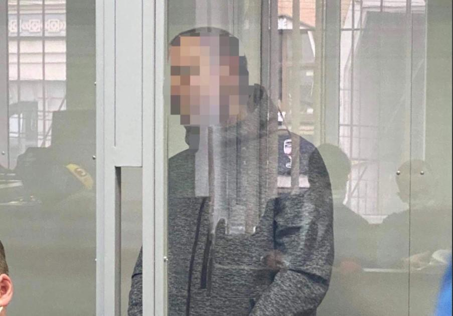 Після вбивства чоловік підпалив квартиру / фото Надія Максимець/Facebook