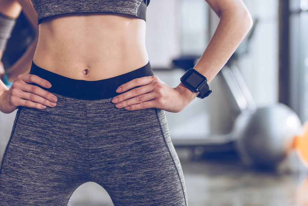 Упражнения для талии и боков / фото ua.depositphotos.com