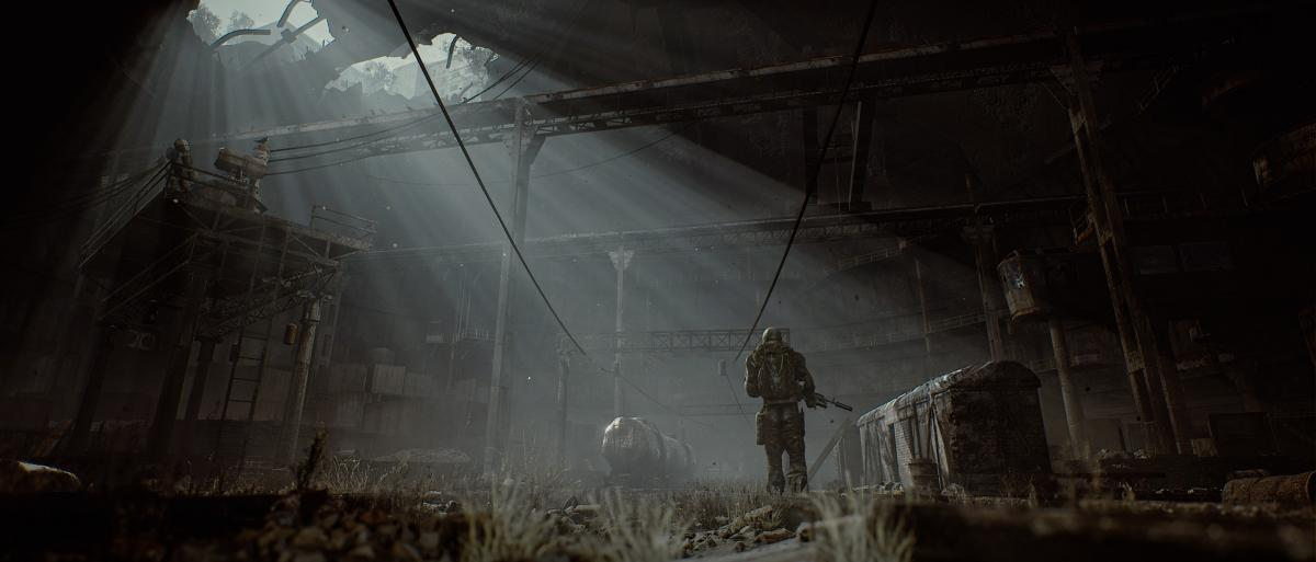 S.T.A.L.K.E.R. 2 выйдет на ПК и Xbox Series X /фото facebook.com/officialstalker