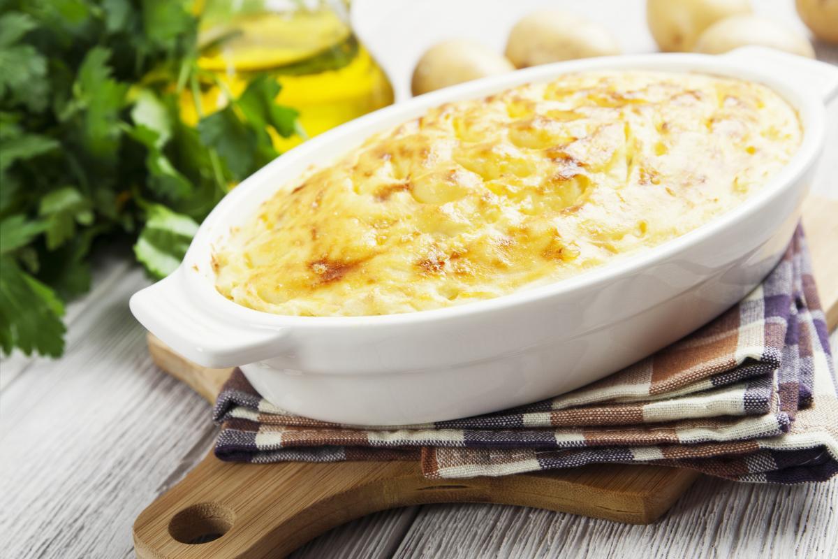 Рецепт мясной запеканки / фото ua.depositphotos.com