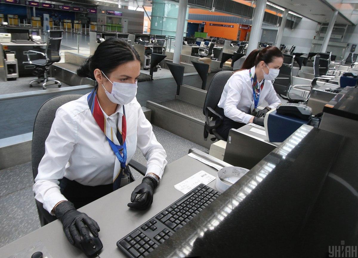 Украинцев в аэропортах не должны заставлять проходить тесты на COVID-19/ фото УНИАН, Александр Синица