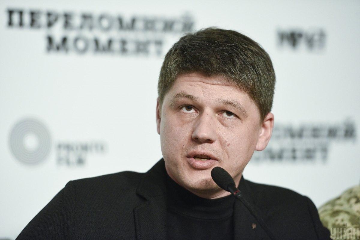 З початку серпня 2014 року по січень 2016 року Шараськін був учасником російсько-української війни / фото УНІАН, Андрій Кравченко