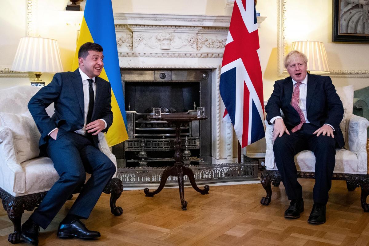 Trump speaks with fellow COVID-19 sufferer, Boris Johnson
