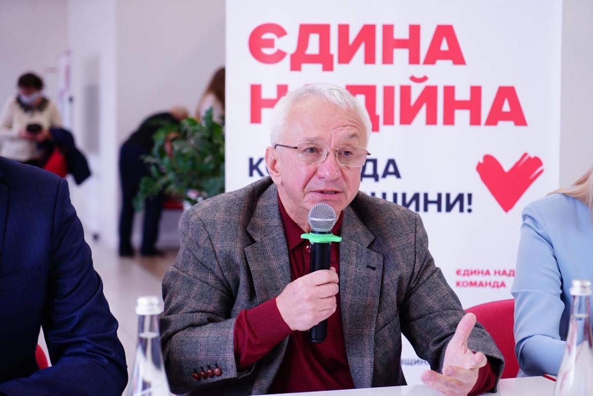 Алексей Кучеренко рассказал о своих первых шагах на посту мэра Киева