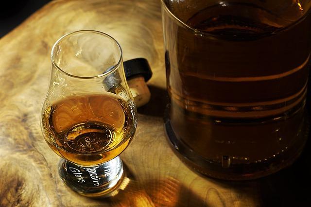 Производители виски видят в Украине перспективный рынок / Image by Felix Wolf from Pixabay