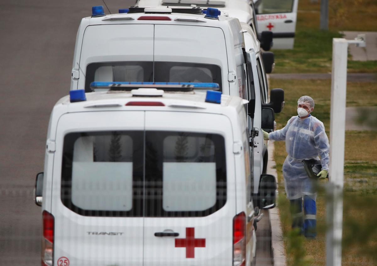 Коронавирус в Украине и мире 30 ноября / фото REUTERS