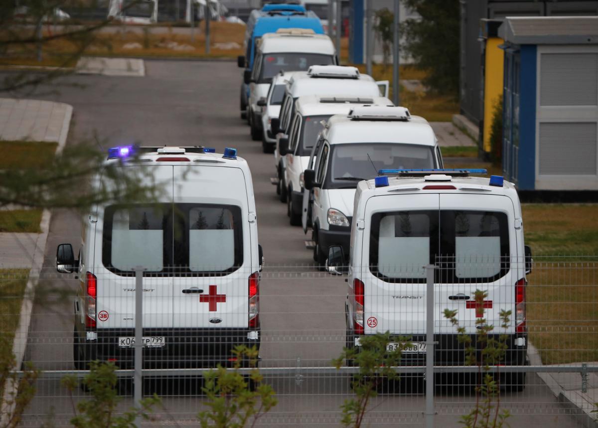 Коронавирус новости - Шмыгаль срочно созывает глав регионов / REUTERS