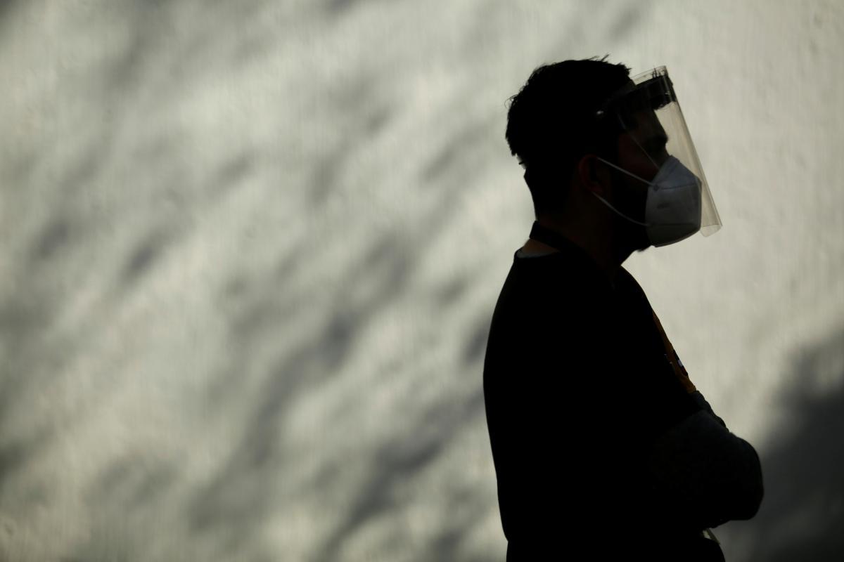 Министр подробно описал сценарии эпидемии коронавируса в Украине / фото REUTERS