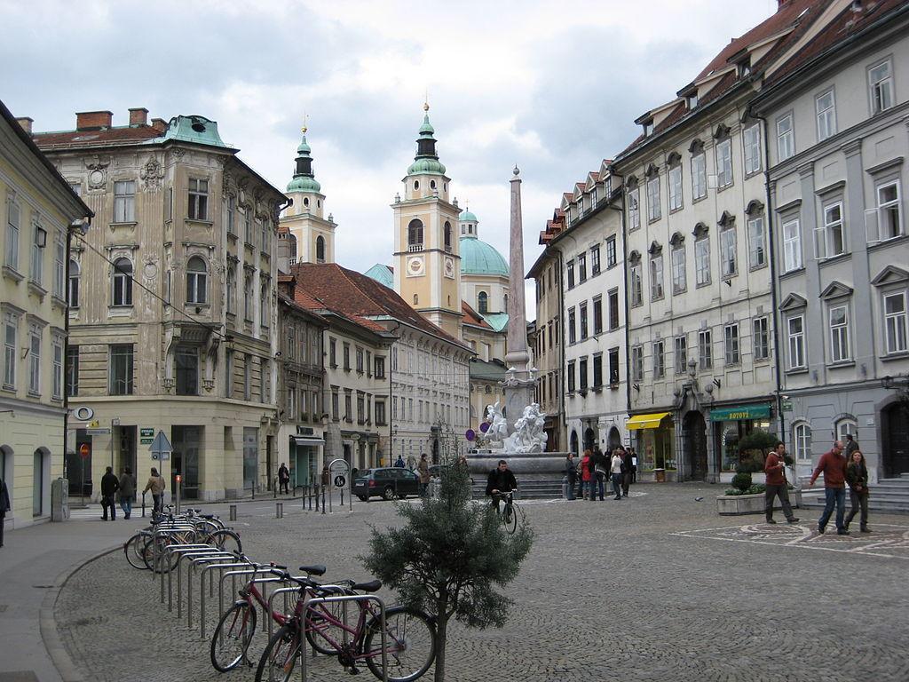 В словенскую Любляну запустят прямые авиарейсы из Киева / фото Википедия