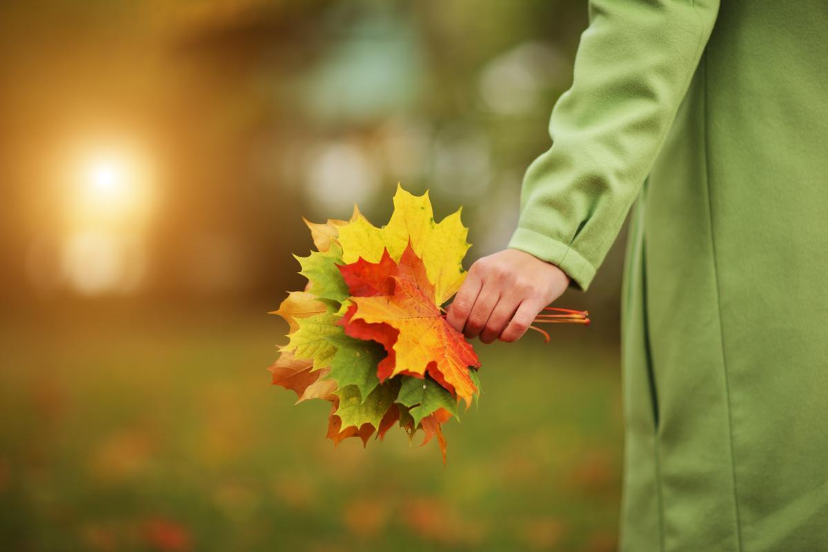 Поганий настрій восени - не рідкість / Фото ua.depositphotos.com