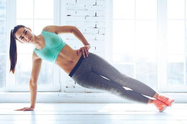 Упражнения для живота и боков / фото juliafit
