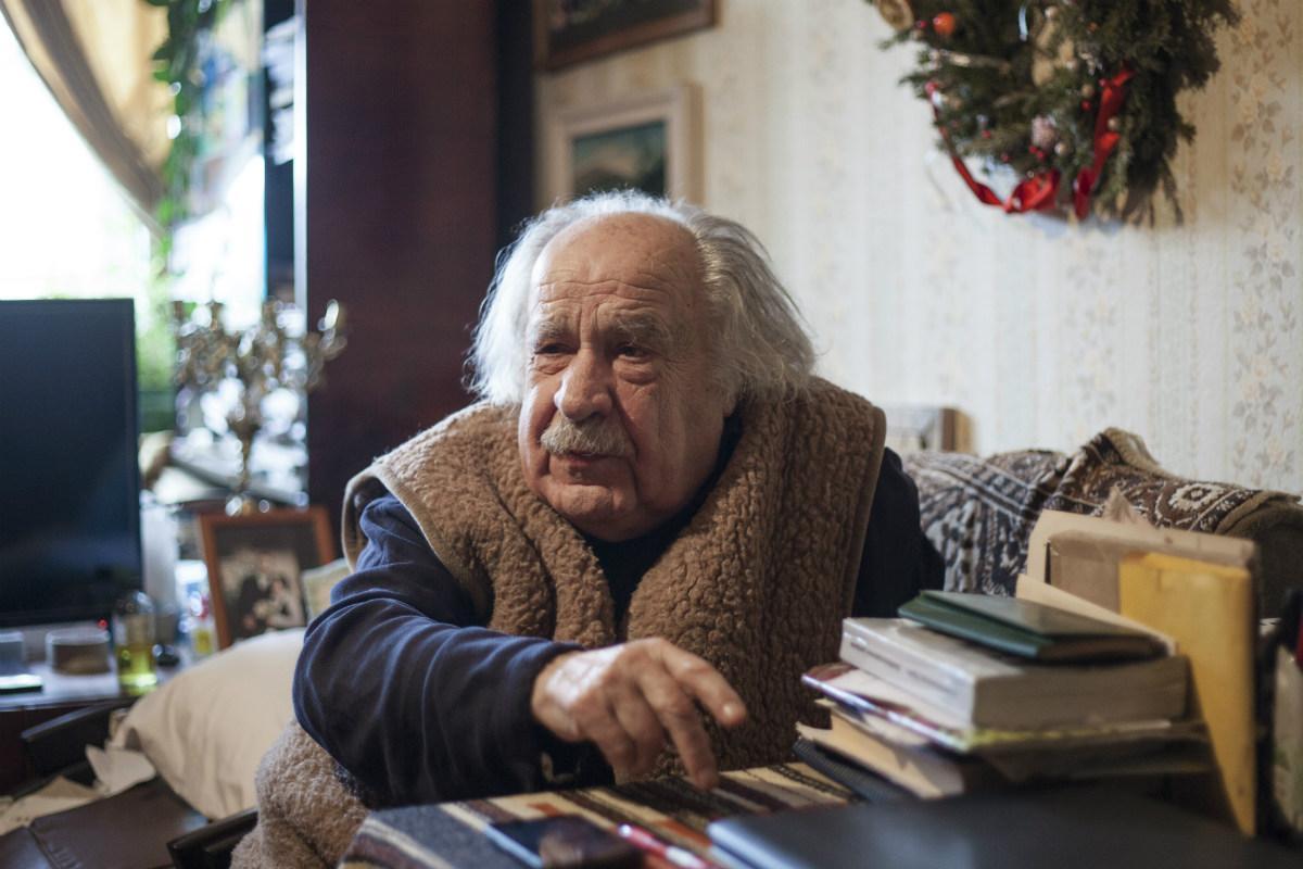 Николай Петренко - во Львове умер известный украинский поэт / tvoemisto.tv