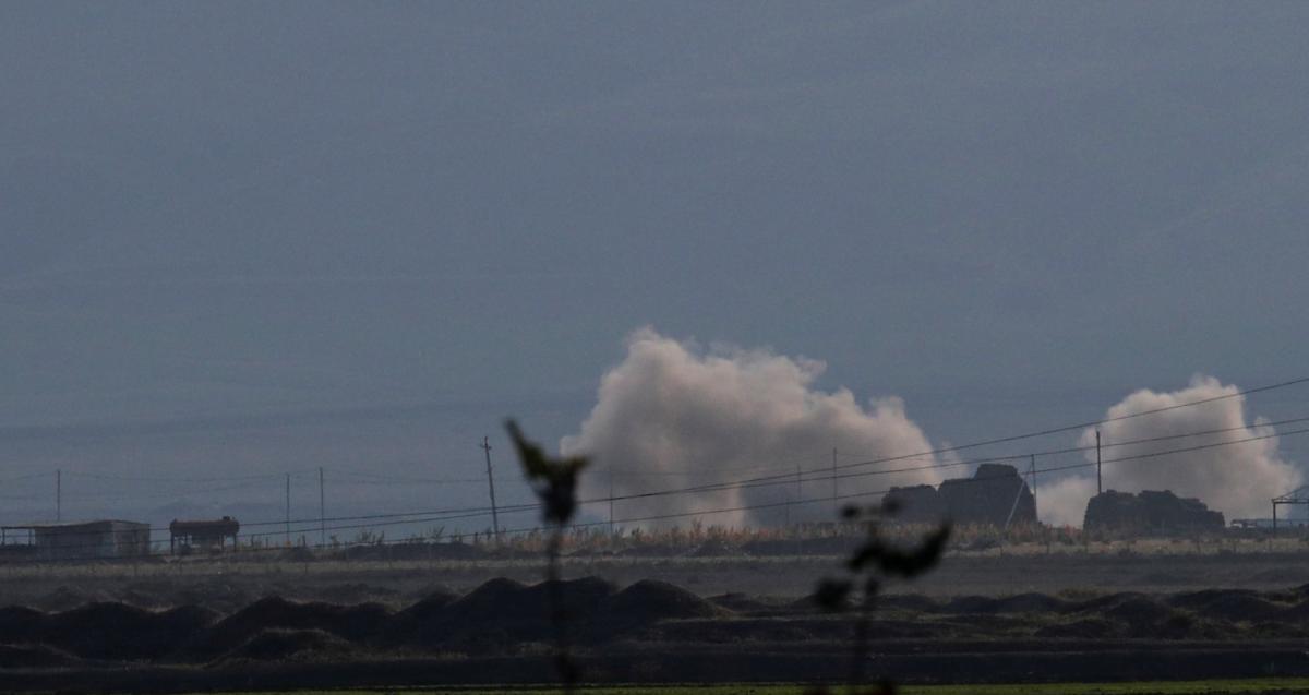 Нагорный Карабах - сорвано перемирие: что говорят Армения и Азербайджан / REUTERS
