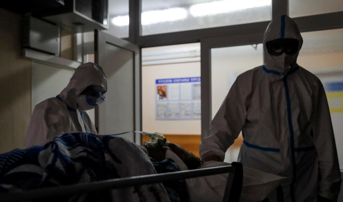 Харьков и три района попали в красную зону карантина / REUTERS