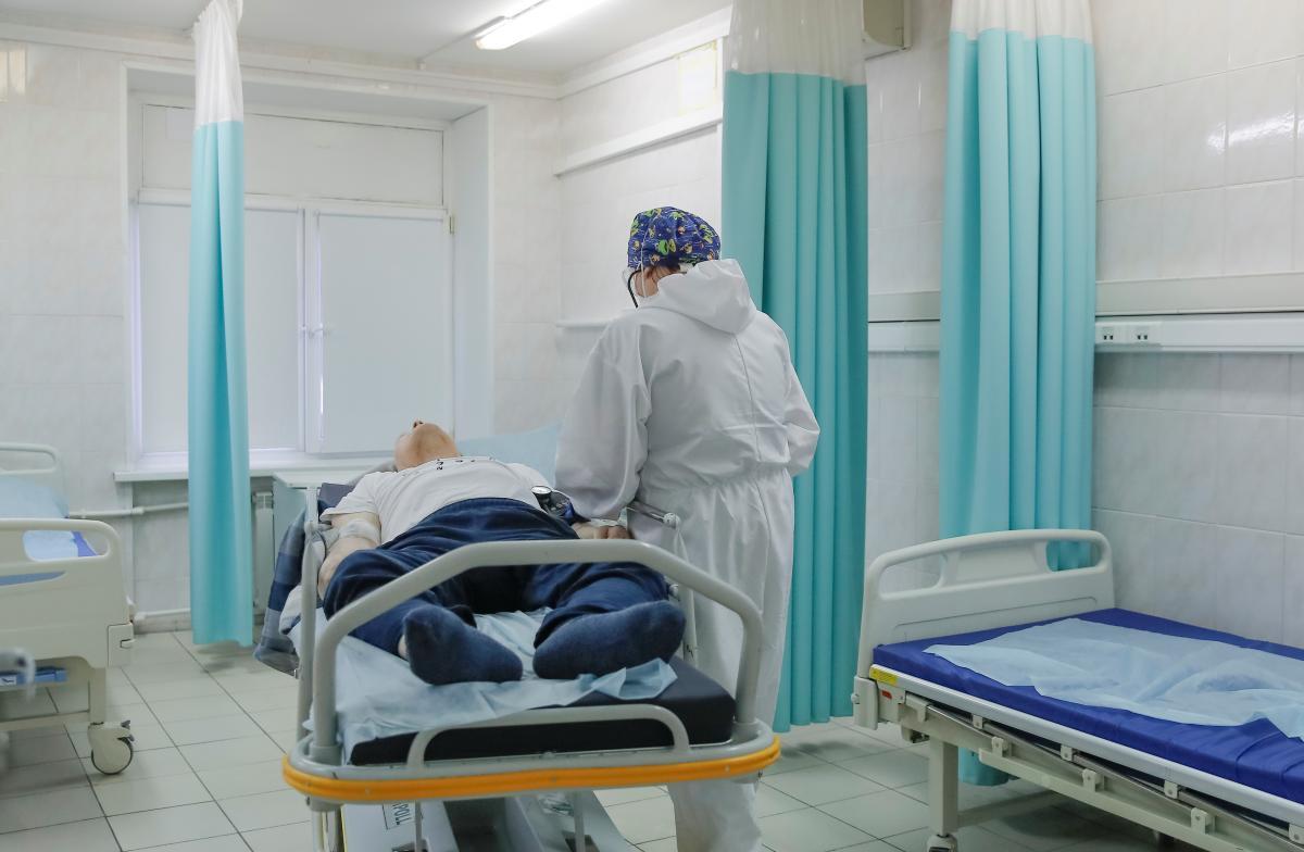 Врач раскрыл последствия коронавируса / фото REUTERS