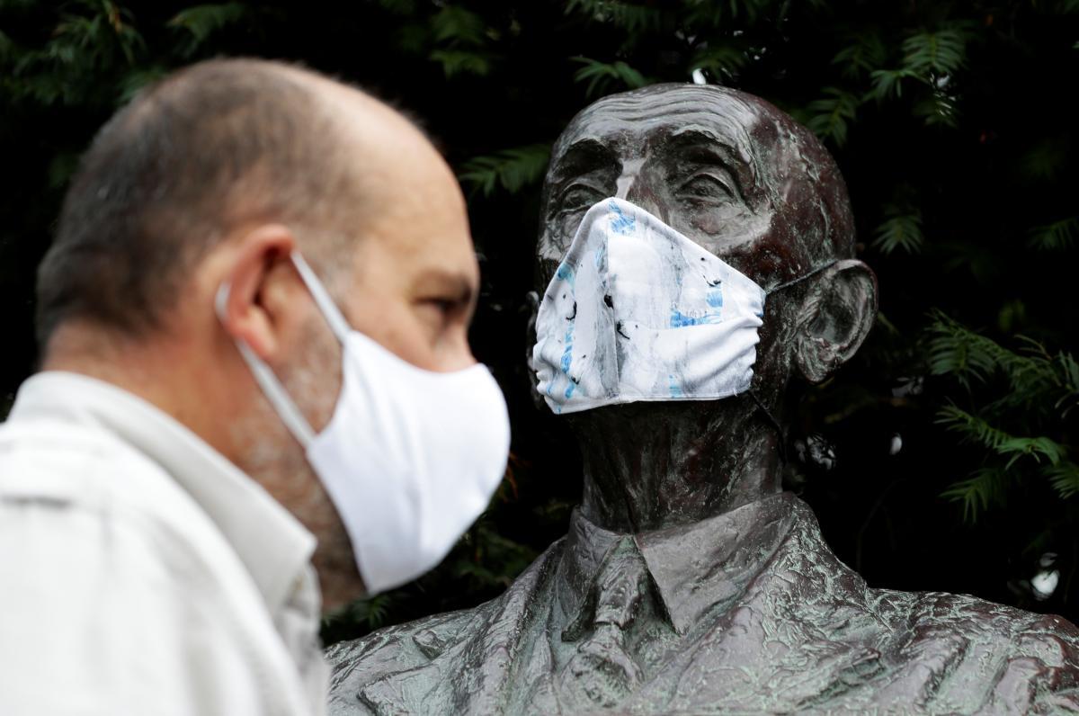 В Чехии зафиксировали резкий скачок инфицирований коронавирусом / фото REUTERS