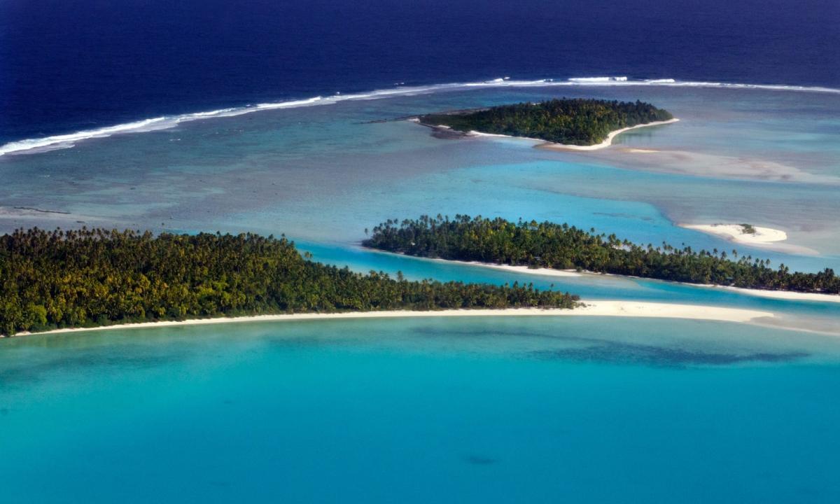 Острова Кука - это самоуправляемое ассоциированное государство