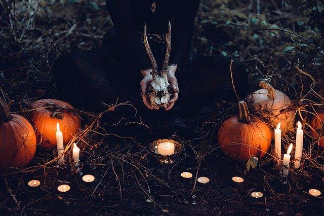 Хелловін в Україні / фото pixabay